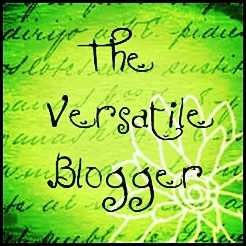 The Versatile Blogger Award WordPress