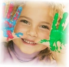 nurturing creativity in babies and children